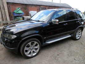 """BMW X5 3.0 Diesel Sport MOT May 2019 Drives Superb Upgraded 20"""" Alloys Nice Condition Any Insp/Trial"""