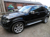 "BMW X5 3.0 Diesel Sport MOT May 2019 Drives Superb Upgraded 20"" Alloys Nice Condition Any Insp/Trial"