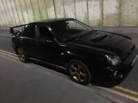 Subaru Impreza 2.0gx awd sti replica
