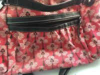Ollie and Nic soft small holiday/day bag