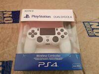 BRAND NEW SEALED Glacier White playstation PS4 V2 Controller