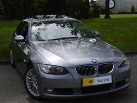 £0 DEPOSIT FINANCE**** BMW 3 Series 3.0 330i SE Automatic 2dr ***FULL BMW SER...
