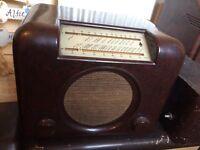 Bush DAC 90 vintage Bakelite radio for sale Antrim
