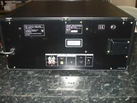 Sony CDP-CX260 200 CD Multi Player