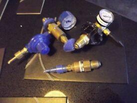 Gas Bottle Nozzles