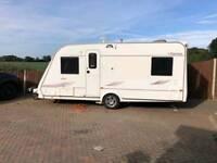 Elddis Odyssey 484 caravan