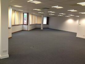 Refurbished B1/D1 Property To Let 1,250 sqft – 2,500 sqft with Car Parking -High Wycombe Town Centre