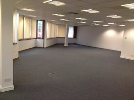 Refurbished B1/D1 Property To Let 1,250 sqft – 3,750 sqft with Car Parking -High Wycombe Town Centre