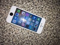 iPhone 5S Gold on EE