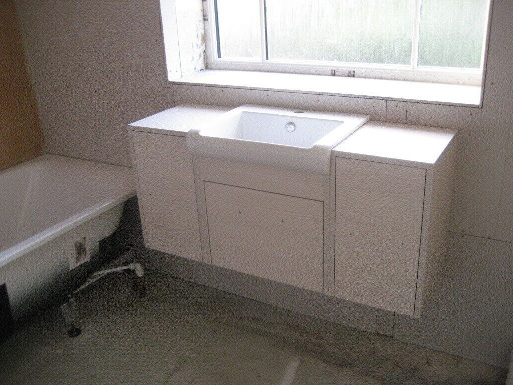 High Quality Bathroom Vanity Unit | in Somerset | Gumtree