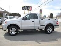 2007 Ford F-150 XLT flaireside 4x4 ROUES 20 POUCES