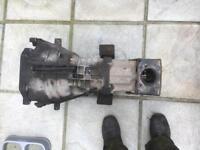 Ford transit mk6 gearbox