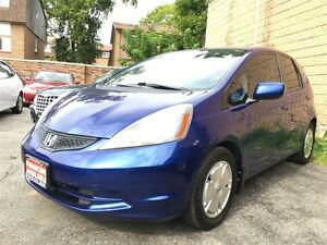 2009 Honda Fit LX 5 Speed Manual