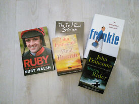 Horse Racing Related Books