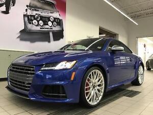 2016 Audi TTS 2.0T, Automatique, Très Rare, Bas Kilo!