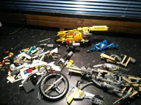 Lego technics repairs in good condition!Can deliver or post!