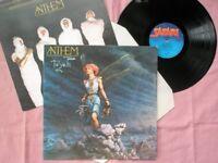 Vinyl LPs - Toyah, 801, Curved Air, Jon Anderson, Peter Skellern - £3 each, multi discount