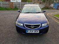 2005 Honda Accord 2.0 i-VTEC SE 4dr Manual @07445775115 2 Keys+Petrol+Low Price+Colour