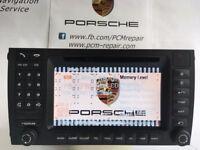 Porsche Cayenne Navigation Repair PCM2 PCM2.1 PCM3 PCM3.1 Carrera Panamera Boxster Cayman Macan