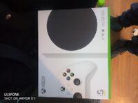 Xbox series S unopened