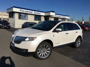 2014 Lincoln MKX AWD