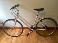 Ridgeback Meteor Hybrid Bike, 21 inch size, Mudguards, Schwalbe Marathon Plus tire