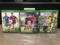 Xbox One Fifa Bundle