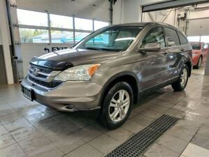 2010 Honda CR-V EX-L ONE OWNER