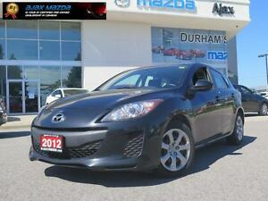 2012 Mazda Mazda3 AUTO/BLUETOOTH/CRUISE