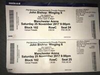 John bishop: winging it
