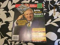 WCW OFFICIAL MAGAZINE MAY 1994 BOBBY HEENAN ON THE COVER HAVE OTHER MAGAZINES FOR SALE