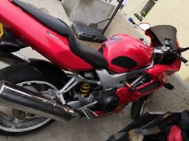 Honda firestorm vtr 1000 sale or swao