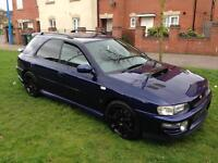 Subaru Impreza Sti Version 4 Wagon Rare Genuine 86K Turbo
