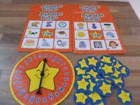 ELC Alphabet Bingo Game