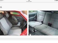 Mk1 sr nova interior and clocks wanted