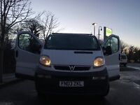 VAUXHALL VIVARO - MOT JUST DONE - QUICK SALE AS I NEED HIGH ROOF VAN ASAP