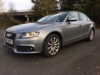 2008 NEW MODEL AUDI A4 TDI FULL HISTORY MOT OCT