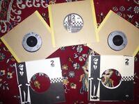 Vinyls Gangsters AKA The Specials