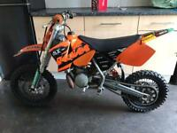 KTM 65cc 2007