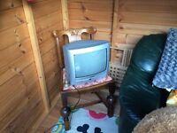 Portable Television 14 inch Thomson