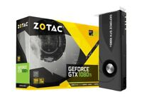 Zotac GeForce GTX 1080 Ti Graphics Card - 11 GB GDDR5X - 352-bit - 1582 MHz