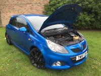 CORSA VXR 2010 PLATE FSH HPI CLEAR (px gti astra vxr focus st)