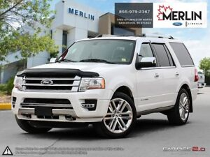 2016 Ford Expedition Platinum PST PAID
