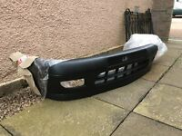 Citreon Saxo 1996-2003 Front Bumper (Black) VTR VTS Part # CI0221041
