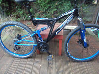 Mans Dunlop mountain bike