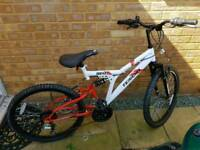 "24 "" frame mountain bike"