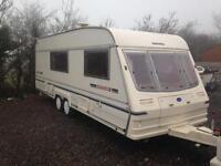 1999 Bailey senator 4 berth caravan twin wheel
