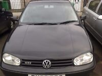 Gti Tdi 150bhp full service cam and water pump with new pads on back 18in wheel only done december