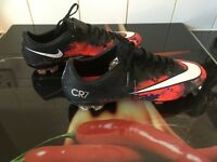 Nike CR7 football boots