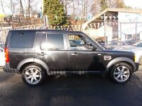 and Rover Discovery 3 2.7 TD V6 XS Panel Van 5dr 13 SERVICE STAMPS 09/09 NO VAT